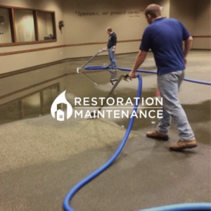 Water Dry Out Restoration Maintenance