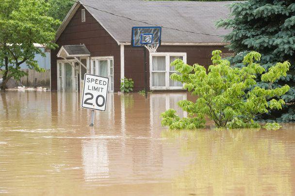 Flooded House Restoration Maintenance